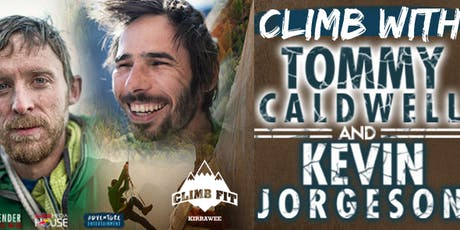 CLIMB with Tommy and Kevin at Climb Fit Kirrawee tickets