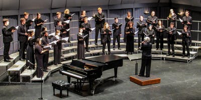 Pomona College Glee Club in Concert