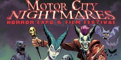 Motor City Nightmares 2020 Show