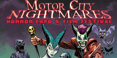 Motor City Nightmares 2020 Show tickets