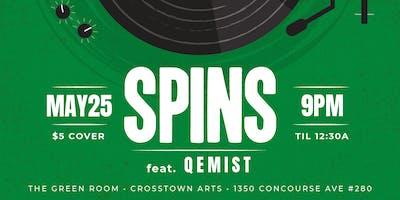 SPINS feat. QEMIST