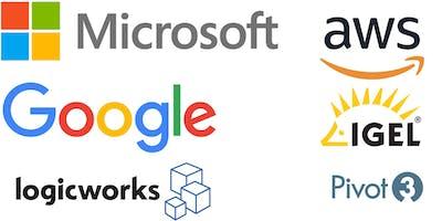 Angelbeat Seattle May 16 Seminar: Microsoft, Amazon, Google Keynotes