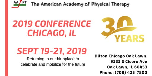 AAPT 2019 Annual Conference
