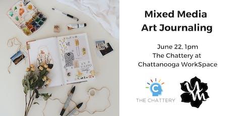 Mixed Media Art Journaling tickets
