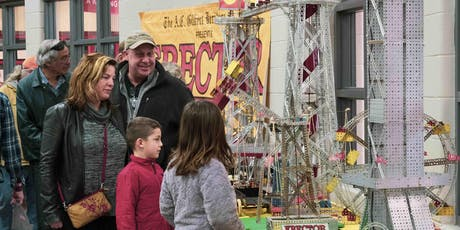 Greater Toledo Train & Toy Show tickets