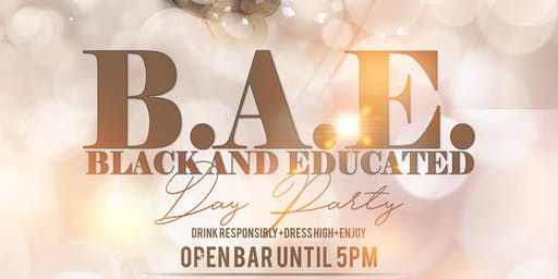 B.A.E. Day Party - #BAEDaySTL