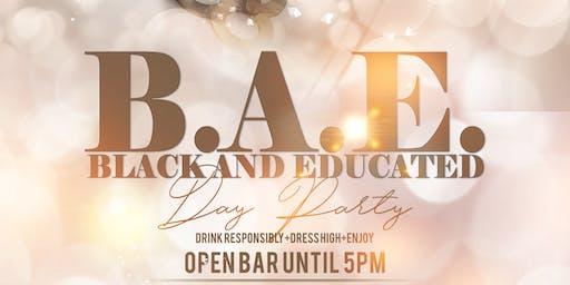 B.A.E. Day Party - #BAEDaySTL
