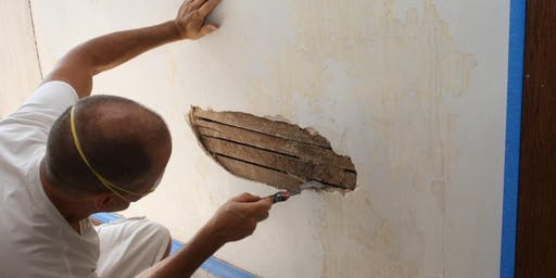 Ultimate Plaster Repair Secrets Workshops: June 20-21 & June 24-25th