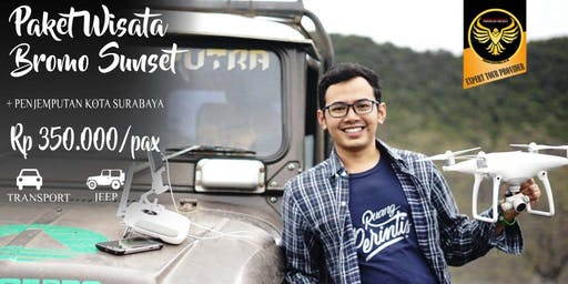 Paket Wisata Bromo Sunset Dari Surabaya