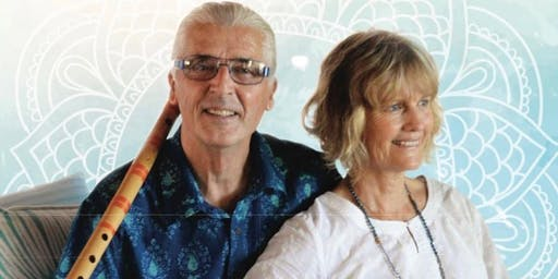 Magical Flutes with Mantras for Peace: Terry Oldfield & Soraya