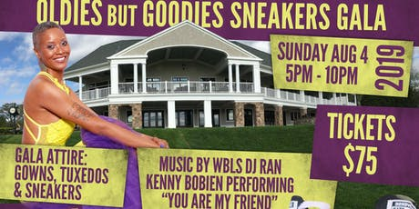 DDAC 2nd Annual Oldies But Goodies Sneakers Gala tickets