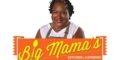 Pop Up Night at Big Mama's Kitchen & Catering Featuring Chef Crawford