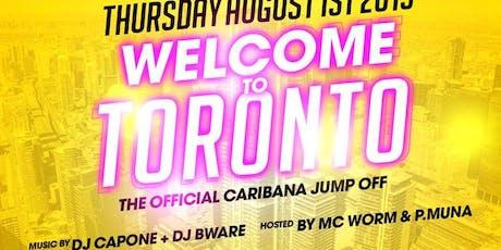 CARIBANA JUMP OFF 2019 tickets