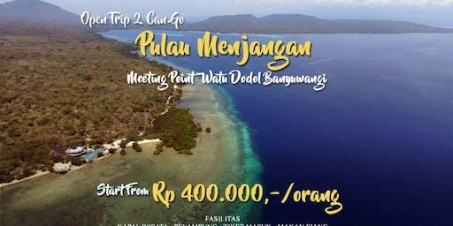 Open Trip Pulau Menjangan Setiap Hari Berangkat