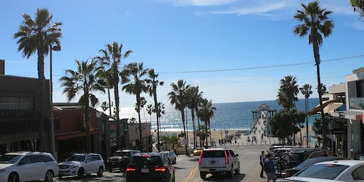Day Trip from San Diego to Manhattan Beach