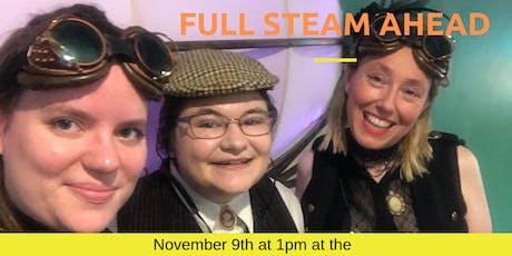Full Steam Ahead tickets