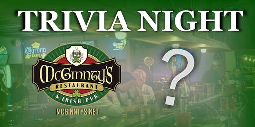 Live Trivia Hosted by Tomcat Trivia