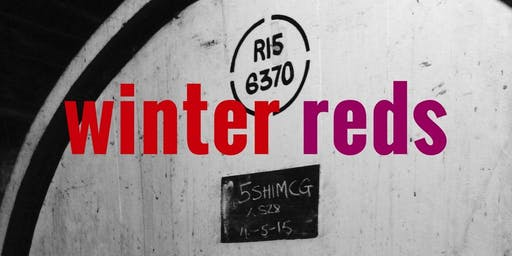 Winter Reds - Wine Tasting Class