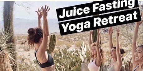 Detox Yoga Retreat in Desert Hot Springs tickets