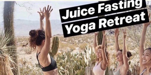 Detox Yoga Retreat in Desert Hot Springs