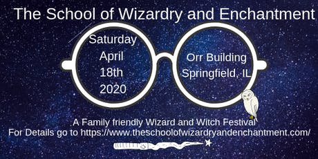 The School of Wizardry and Enchantment tickets