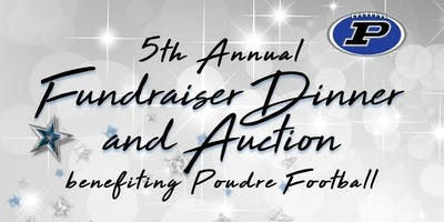5th Annual Fundraiser Dinner and Auction benefiting Poudre Football