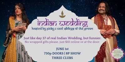 Indian Wedding June Show!