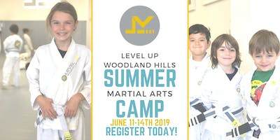 Kids SUMMER CAMP in Woodland Hills - Martial Arts, Learning & FUN!!