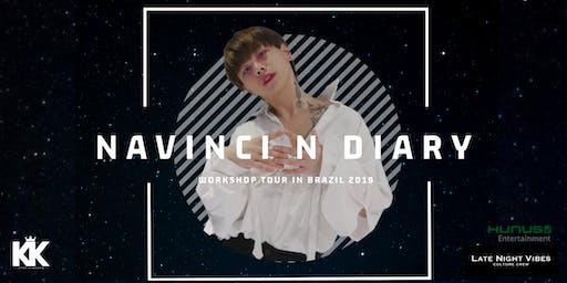 Curitiba - NAVINCI N Diary Workshop Tour in Brasil