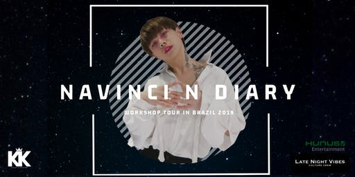 São Paulo - NAVINCI N Diary Workshop Tour in Brasil 2019