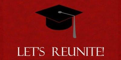 "Durham High School 25th Class Reunion ""DHS"""