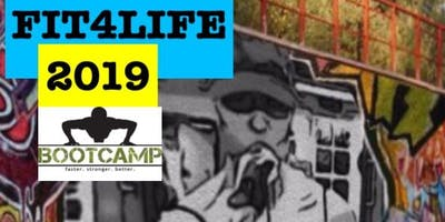 Fit4Life Outdoor Bootcamp Experience