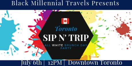 Sip N' Trip Travel Brunch tickets