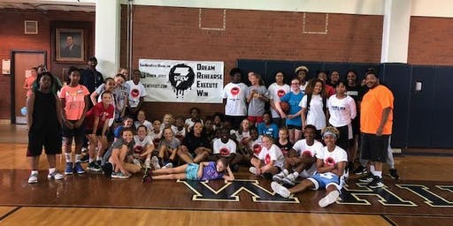 Drew Effect Girl's Basketball Camp