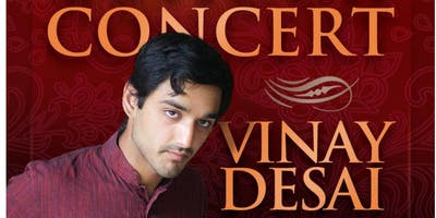 Indian Classical Santoor Concert with Vinay Desai & Shyam Kishor on tabla