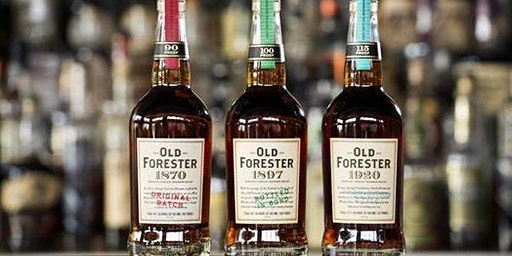 It's Ugly Sweater time with Old Forester Whiskey Row tasting at Canon