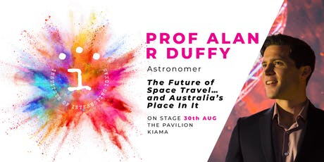 Institute of Interesting Ideas Presents Prof Alan Duffy tickets