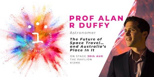 Institute of Interesting Ideas Presents Prof Alan Duffy