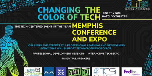 Changing the Color of Tech Memphis Conference