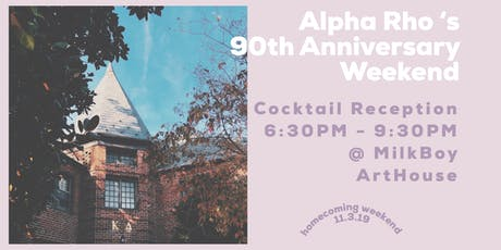 KD 90th Anniversary Cocktail Reception tickets