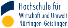 MBA Digital Management & Marketing an der HfWU logo