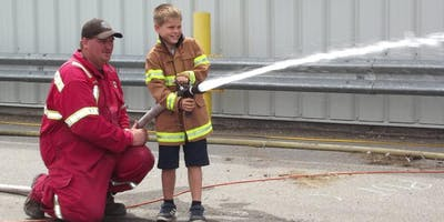 Firefighter for the Day