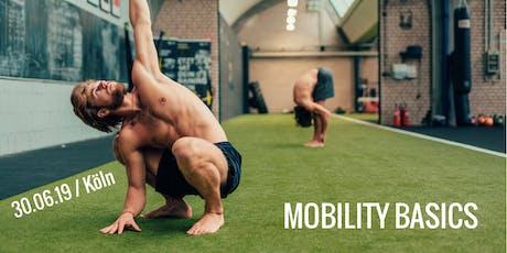 MOBILITY BASICS - deine Fundament für lebenslange Freude an Bewegung! Tickets