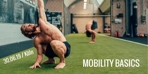 MOBILITY BASICS - deine Fundament für lebenslange Freude an Bewegung!