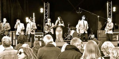 Motown Pirate Live - Newquay, Friday 7 June - Special Event for Cornish Sharks