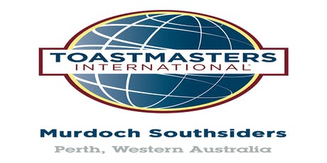 Murdoch Southsiders Toastmasters Membership Apr & Oct (6 Month) tickets