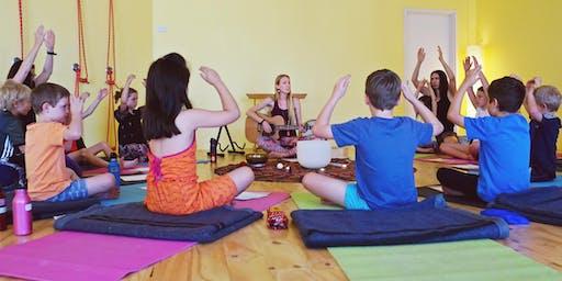 Kids Sound Yoga