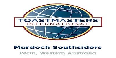 Murdoch Southsiders Toastmasters Membership Aug & Feb (2 Month)