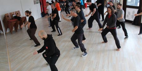Chen-Stil Taijiquan (Tai-Chi) 2019 in Essen Tickets