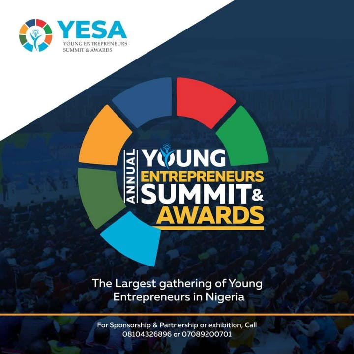 YOUNG ENTREPRENEURS SUMMIT AND AWARDS 2019 Tickets, Sat, Aug 31